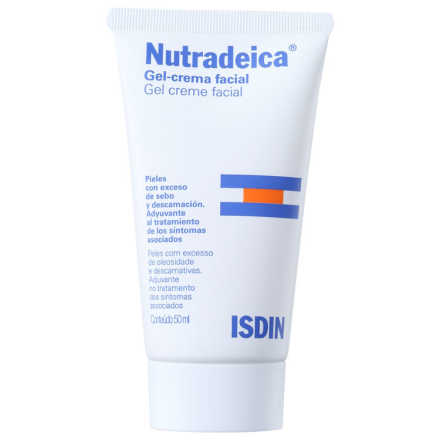 ISDIN Nutradeica - Gel Creme Facial 50ml