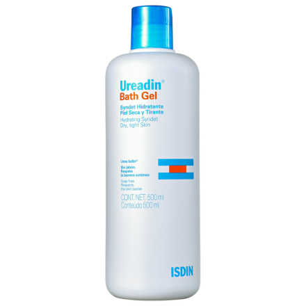 ISDIN Ureadin Bath Gel - Gel de Banho 500ml