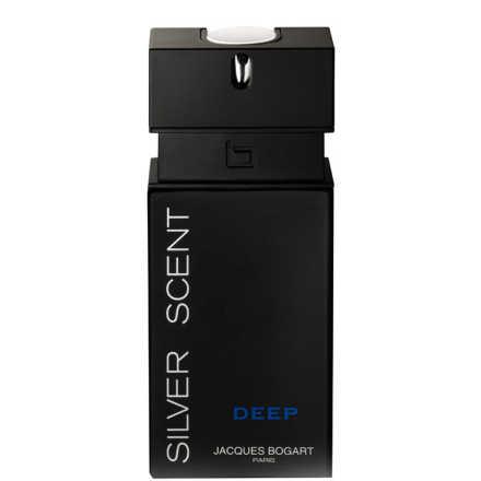 Silver Scent Deep Jacques Bogart Eau de Toilette - Perfume Masculino 100ml