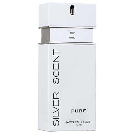 Silver Scent Pure Jacques Bogart Eau de Toilette - Perfume Masculino 100ml