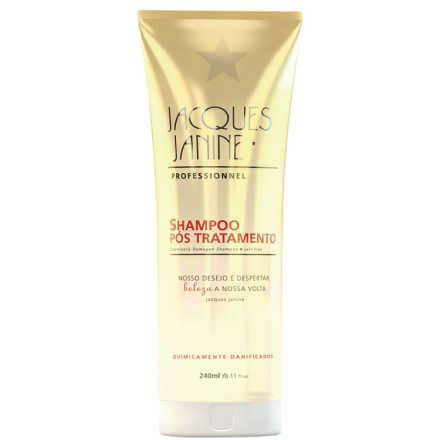 Jacques Janine Professionnel Pós Tratamento Quimicamente Danificados - Shampoo 240ml