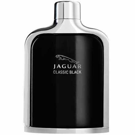 Classic Black Jaguar Eau de Toilette - Perfume Masculino 40ml