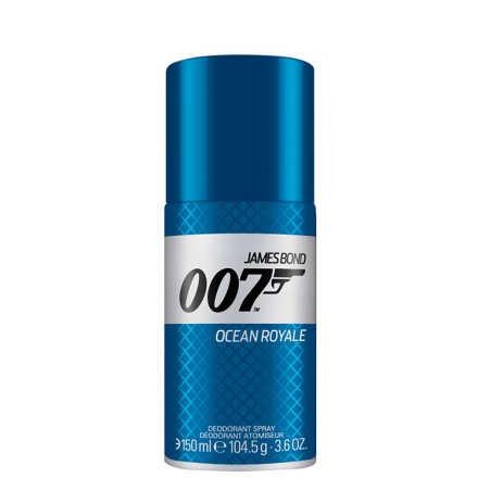 James Bond Ocean Royale Deo Spray Masculino - Desodorante 150ml