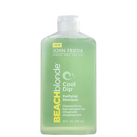 John Frieda Beach Blonde Cool Dip Purifying - Shampoo 295ml
