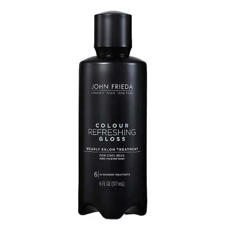 John Frieda Colour Refreshing Gloss For Cool Reds - Realçador da Cor 177ml
