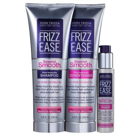 John Frieda Frizz Ease Beyond Smooth Frizz-Immunity Trio Kit (3 Produtos)