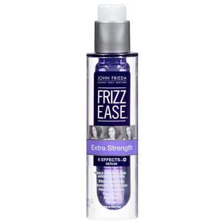 John Frieda Frizz-Ease Hair Serum Extra-Strength Formula for Coarse/ Frizzy Hair - Serum 50ml