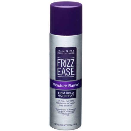 John Frieda Frizz-Ease Moisture Barrier Firm-Hold Hairspray - Finalizador 340g