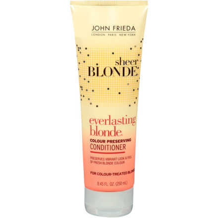 John Frieda Sheer Blonde Everlasting Blonde Colour Preserving Conditioner - Condicionador 250ml