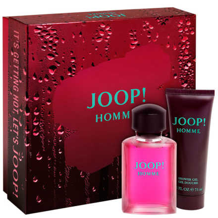 Conjunto Joop! Homme Masculino - Eau de Toilette 75ml + Gel de Banho 75ml