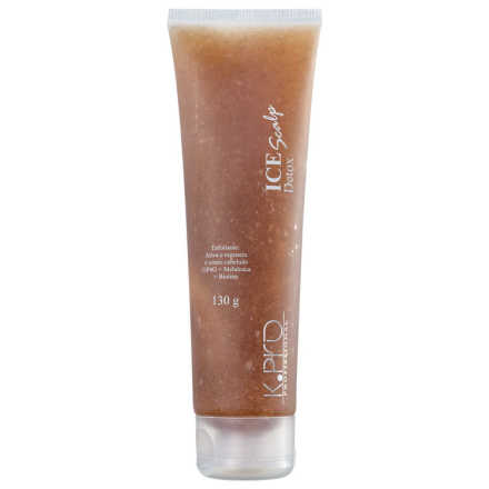 K.Pro Ice Scalp Detox - Esfoliante Do Couro Cabeludo 130gr