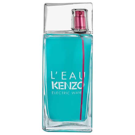 L'Eau Kenzo Electric Wave Pour Femme Kenzo Eau de Toilette - Perfume Feminino 50ml