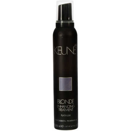 Keune Blonde Enhancing Treatment Platinum - Tratamento 200ml