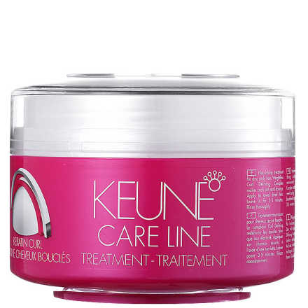 Keune Care Line Keratin Curl Treatment - Máscara de Tratamento 200ml