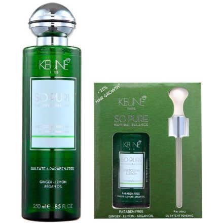 Keune So Pure Energizing Duo Kit (2 Produtos)