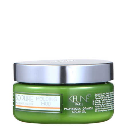 Keune So Pure Molding Mud - Creme Modelador 100ml