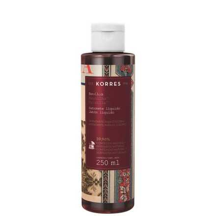 Korres Baunilha - Sabonete Líquido Hidratante 250ml