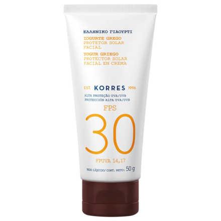 Korres Iogurte Grego FPS 30 - Protetor Solar 50g