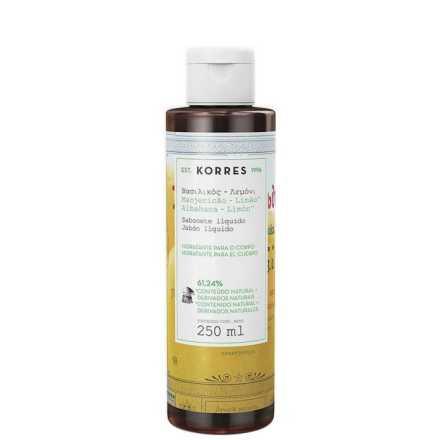Korres Manjericão-Limão - Sabonete Líquido Hidratante 250ml