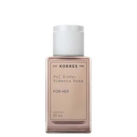 Pimenta Rosa Korres Eau de Cologne - Perfume Feminino 50ml