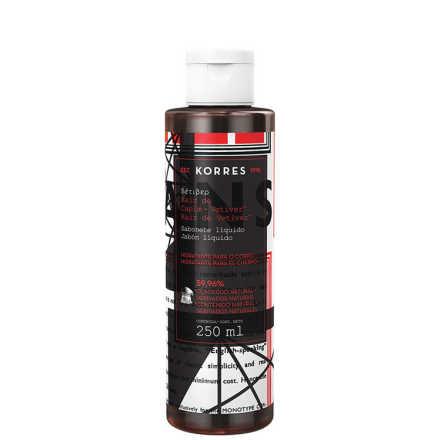 Korres Raiz de Capim-Vetiver - Sabonete Líquido Hidratante 250ml