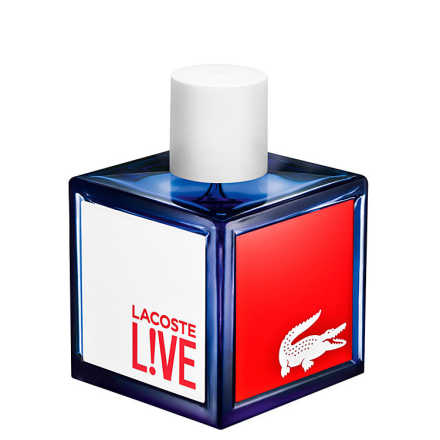 Lacoste Live Eau de Toilette - Perfume Masculino 40ml
