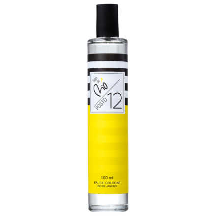 Posto 12 L'Eau de Riô Eau de Cologne - Perfume Unissex 100ml