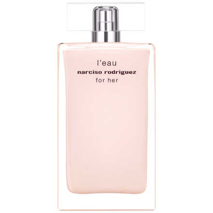 L'Eau For Her Narciso Rodriguez Eau de Toilette - Perfume Feminino 50ml