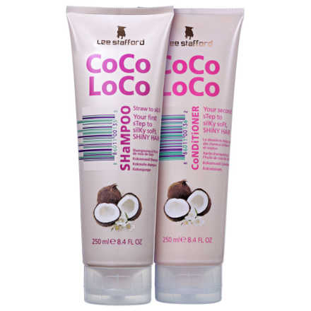 Lee Stafford Coco Loco Duo Kit (2 Produtos)
