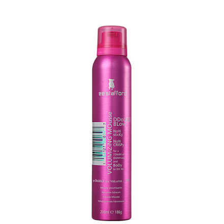 Lee Stafford Double Blow Volumizing Mousse - Mousse de Volume 200ml
