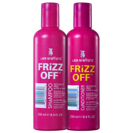 Lee Stafford Frizz Off Duo Kit (2 Produtos)