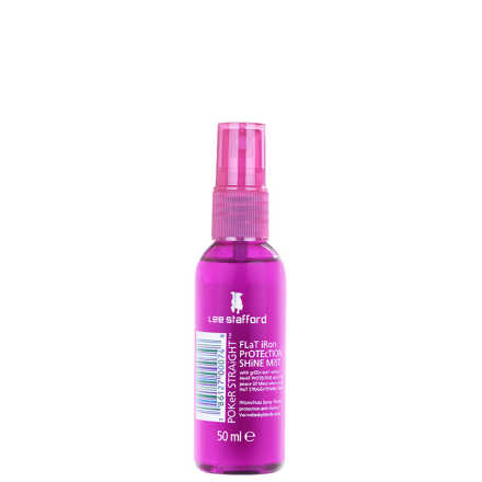 Lee Stafford Poker Straight Flat Iron Protection Shine Mist - Protetor Térmico 50ml