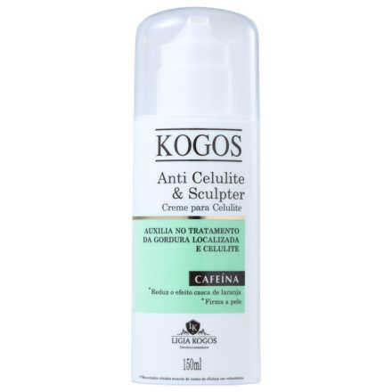 Ligia Kogos Anti Celulite & Sculpter - Creme Anticelulite 150ml