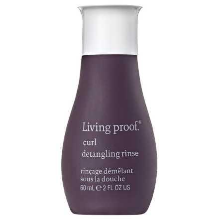 Living Proof Curl Detangling Rinse - Tratamento Desembaraçante 60ml