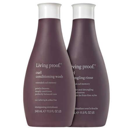 Living Proof Curl Duo Kit (2 Produtos)