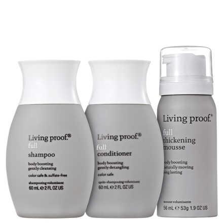 Living Proof Full Travel Kit (3 Produtos)