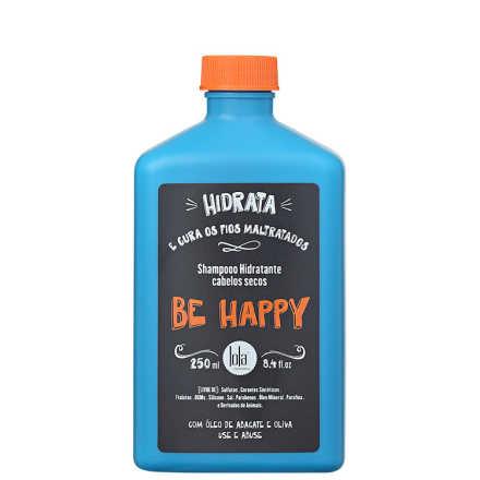 Lola Cosmetics Be Happy - Shampoo 250ml