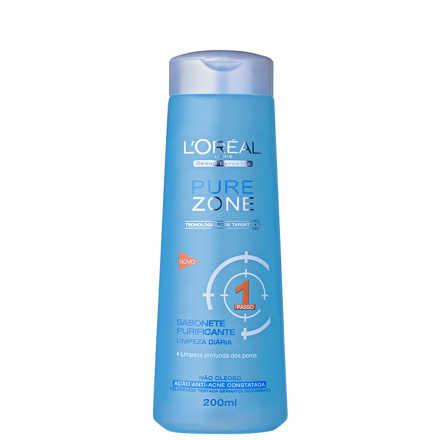 L'Oréal Paris Dermo-Expertise Pure Zone Purificante – Sabonete 200ml