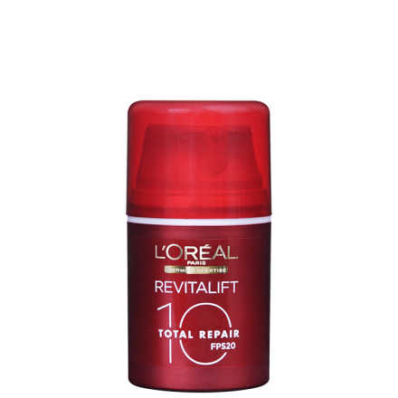 L'Oréal Paris Dermo-Expertise Revitalift Total Repair 10 FPS 20 – Anti-Idade 50ml