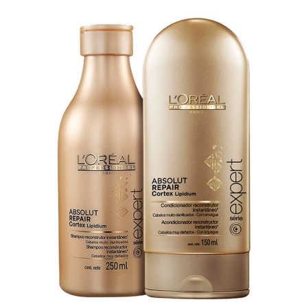 L'Oréal Professionnel Absolut Repair Cortex Lipidium Duo Kit (2 Produtos)