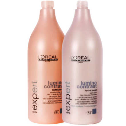 L'Oréal Professionnel Lumino Contrast Salon Kit (2 Produtos)