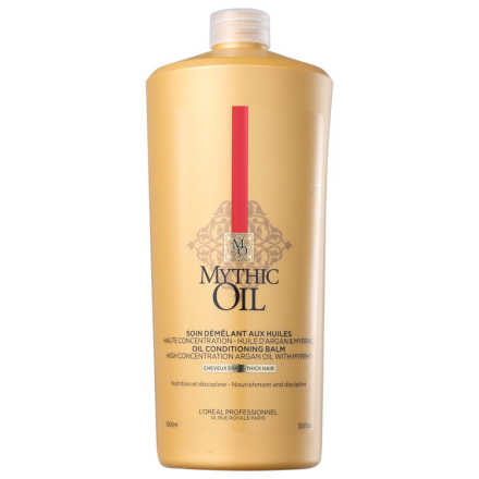 L'Oréal Professionnel Mythic Oil with Argan Oil & Myrrh Conditioner - Condicionador 1000ml