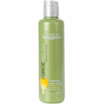 L'Oréal Professionnel Force Relax Nutri-Control - Shampoo 300ml