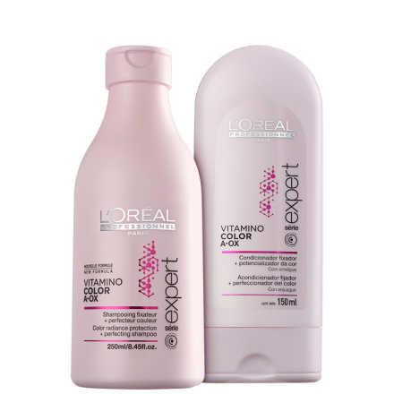 L'Oréal Professionnel Vitamino Color A.OX Duo Kit (2 Produtos)
