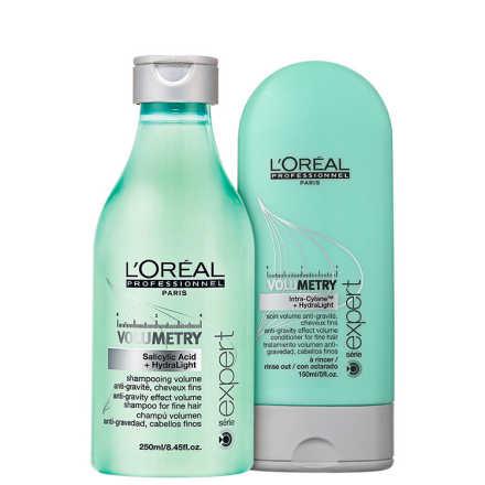 L'Oréal Professionnel Volumetry Intra-Cyclane + HydraLight Duo Kit (2 Produtos)