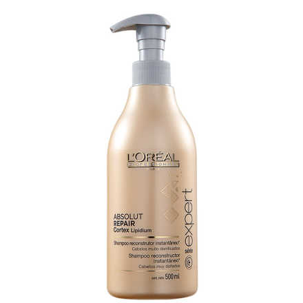 L'Oréal Professionnel Absolut Repair Cortex Lipidium Instant Reconstructing - Shampoo 500ml