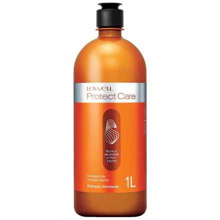 Lowell Protect Care - Shampoo Hidratante 1000ml