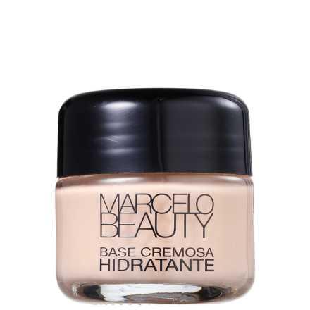 Marcelo Beauty Base Hidratante Clara - Base Cremosa 30g