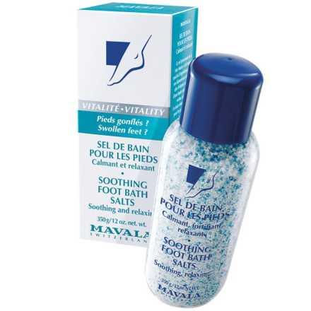 Mavala Bath Salts Pour Les Pieds - Sais de Banho 300g