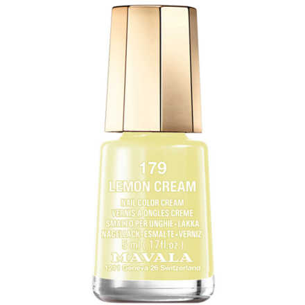 Mavala Mini Color Lemon Cream - Esmalte 5ml